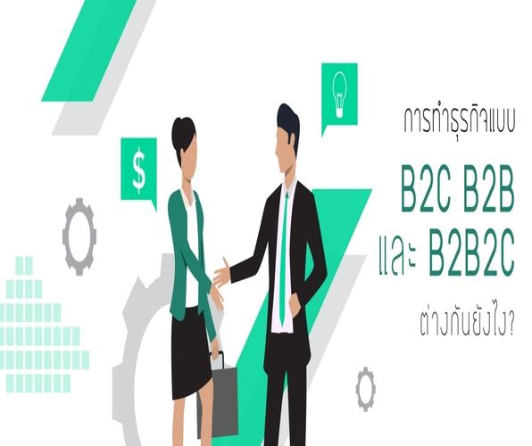 B2C B2B B2B2C - Thumbnail