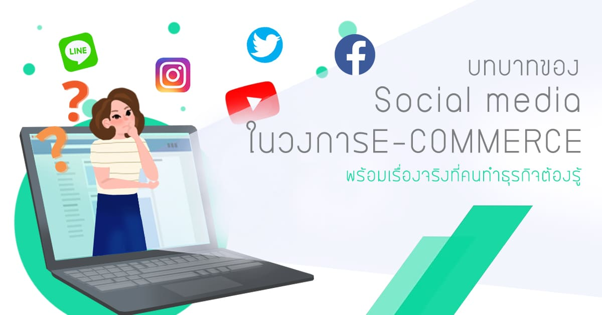social media in e-commerce mycloud